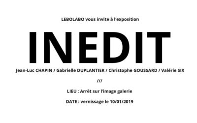 Exposition INÉDIT